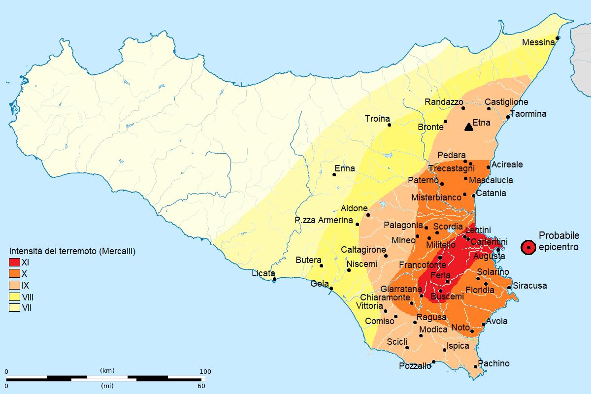Mappa_Terremoto_Val_di_Noto_1693