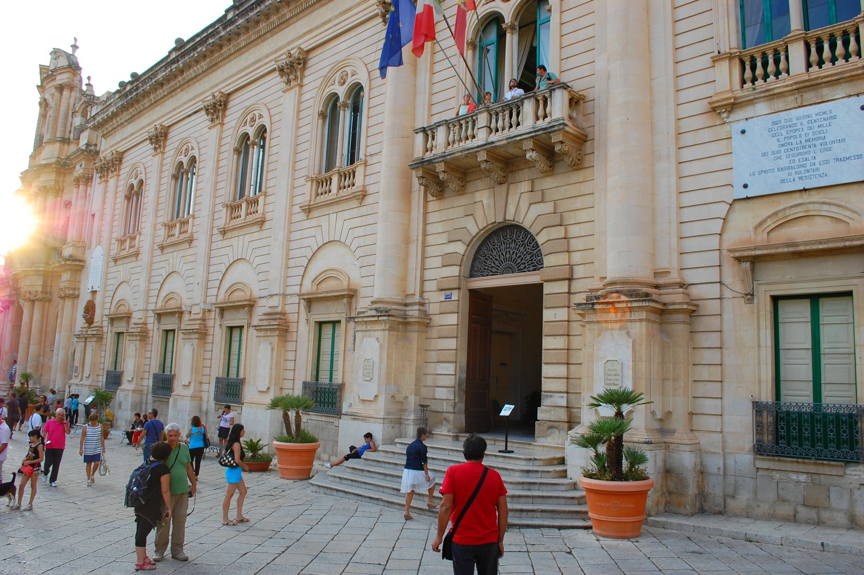 Palazzo_Municipale_di_Scicli_(2013) Valentina De Santis